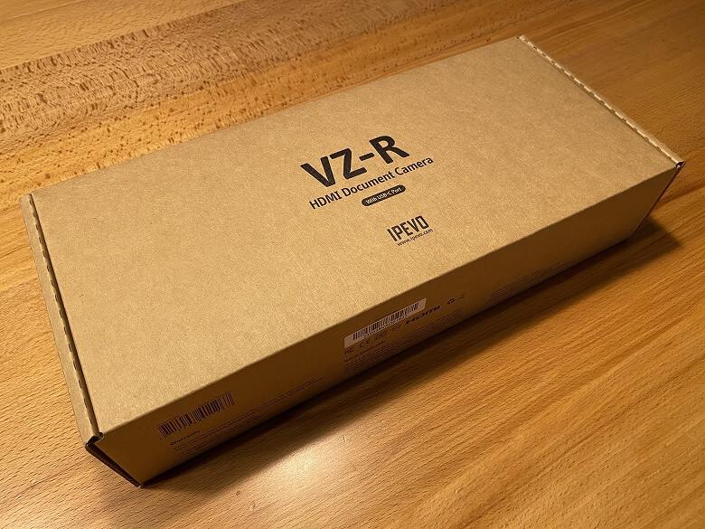 IPEVO VZ-R 外箱