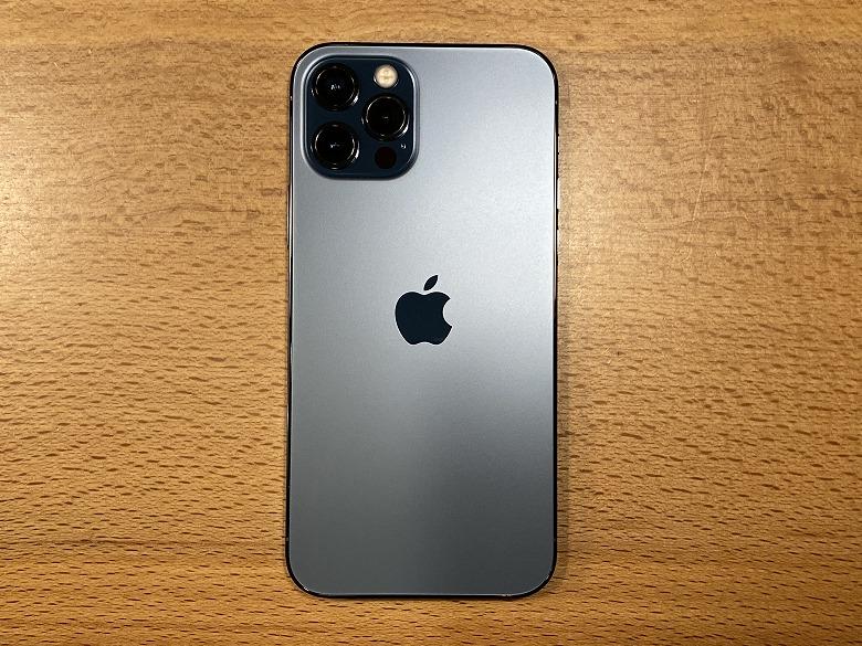 iPhone 12 Pro 背面