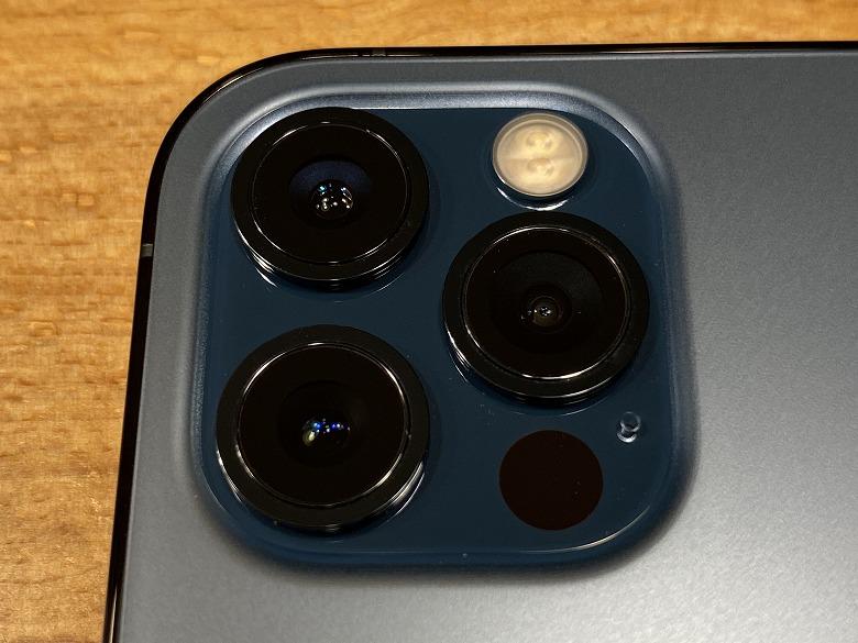 iPhone 12 Pro カメラ性能