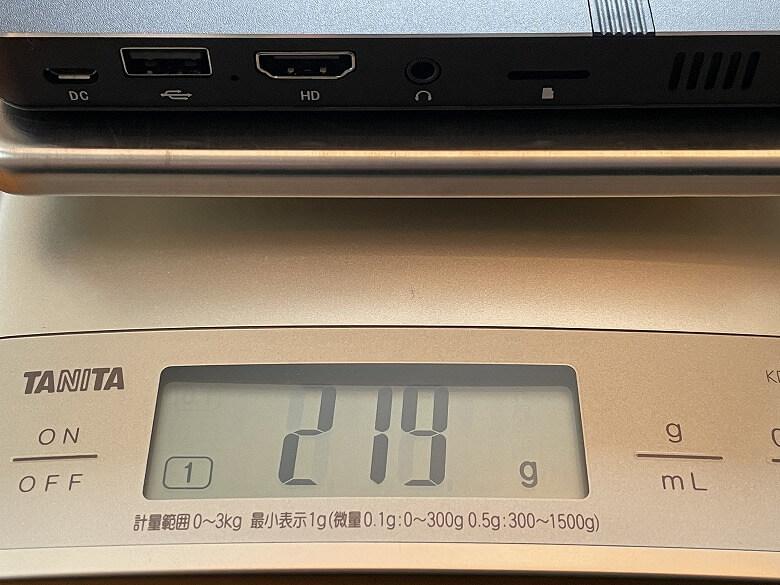 AKASO ミニビデオプロジェクター 重さ