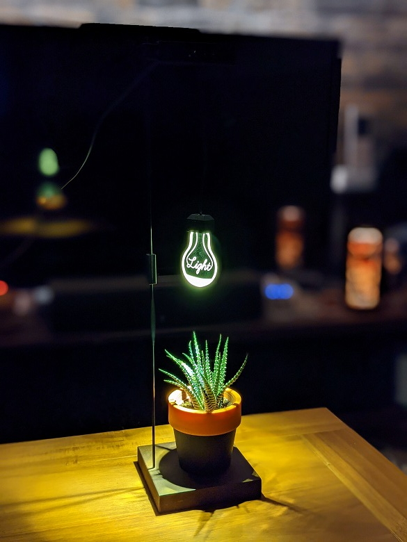 LUCHE 植物栽培ライト