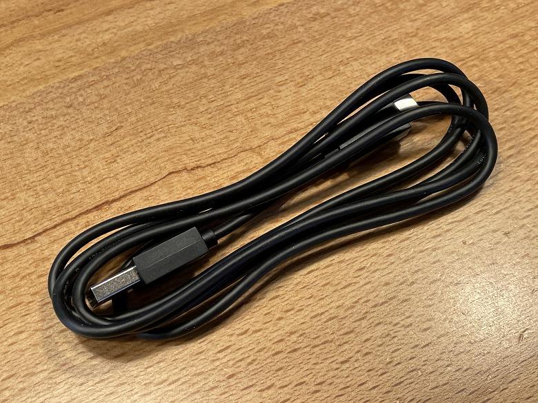 PlayStation 5 USBケーブル