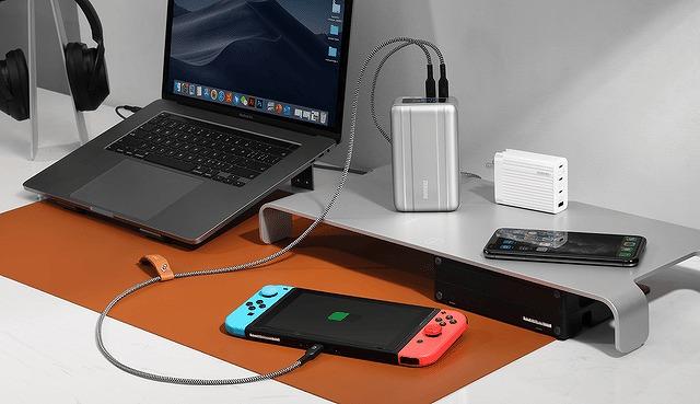 SuperTank Pro ゲーム機充電