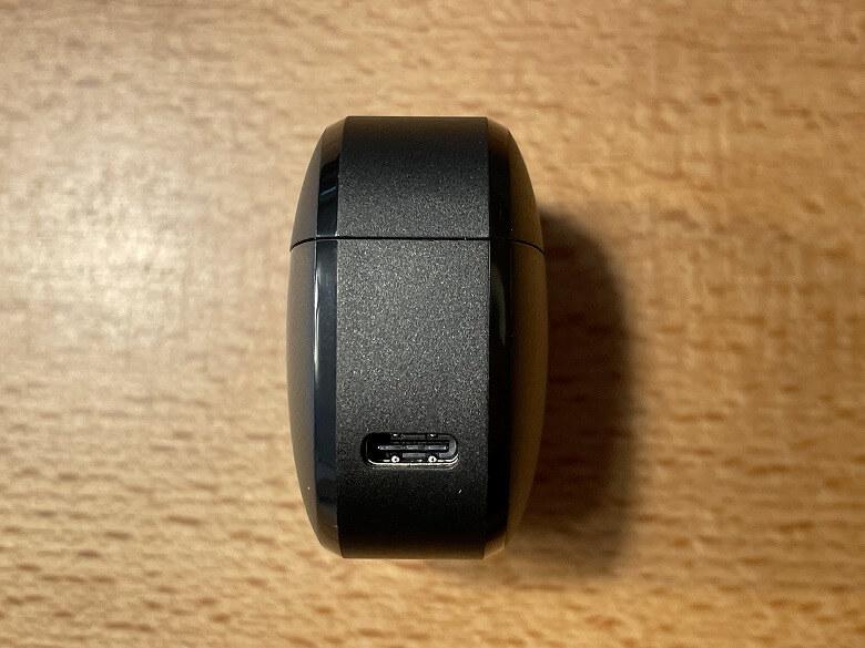TaoTronics SoundLiberty 97 USBポート