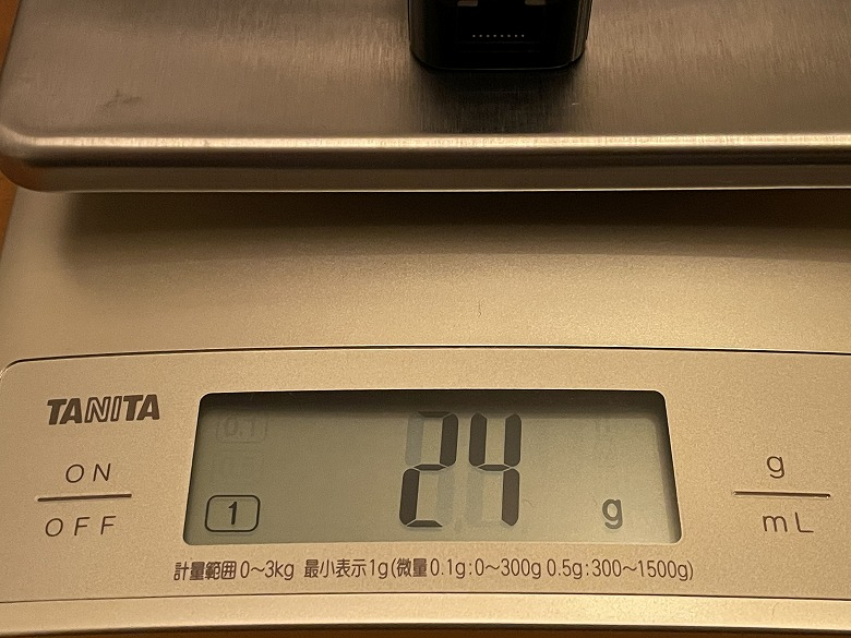 TP-Link UE305 重さ