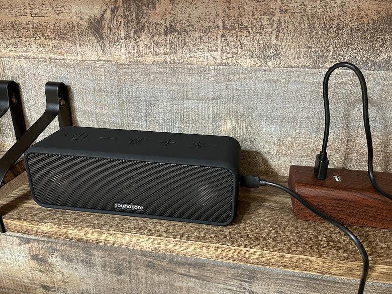 Anker Soundcore 3 充電