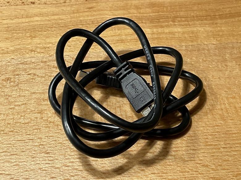 TP-Link Archer T4U Plus USBケーブル