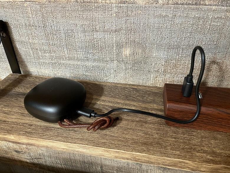 COUMI ANC-860 充電