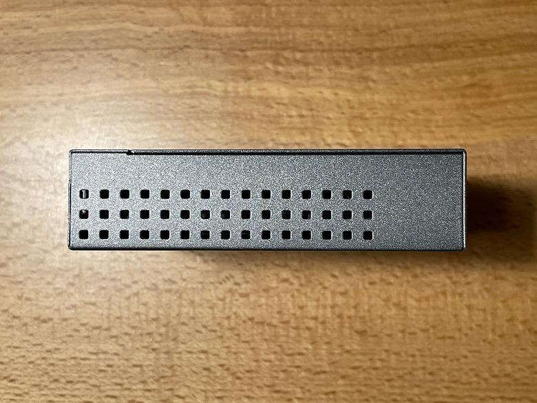 TP-Link TL-SG1005LP 通気口