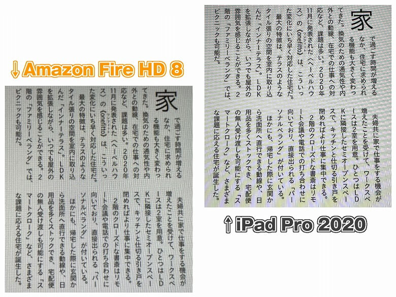 Amazon Fire HD 8 ppi