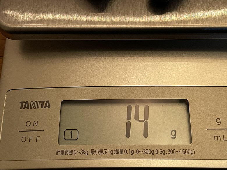 radius HP-V500BT イヤホン重さ