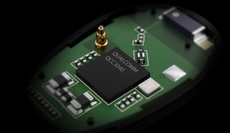 radius HP-V500BT Bluetoothチップ