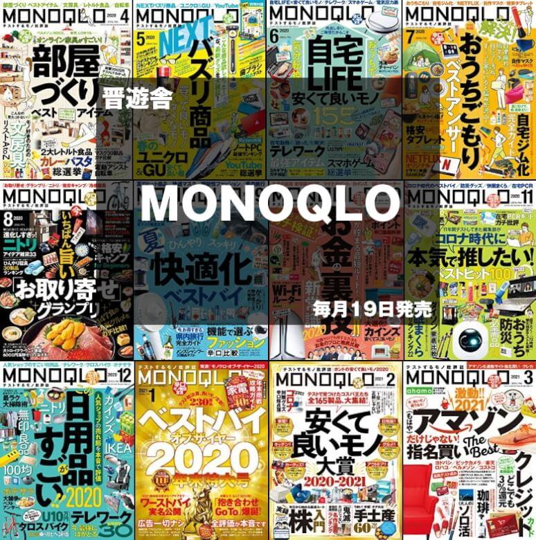 Kindle Unlimited MONOQLO