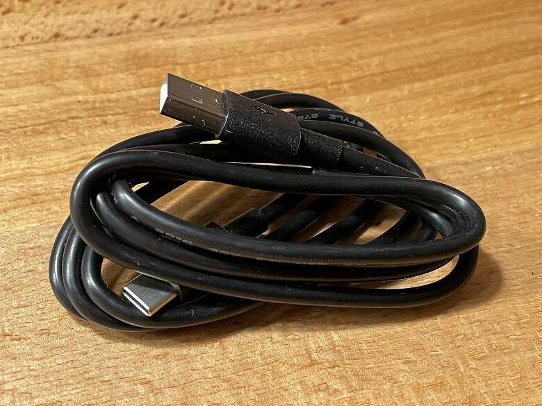 OBSBOT Tiny USBケーブル
